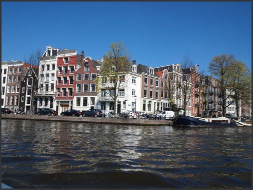 hvor ligger amsterdam