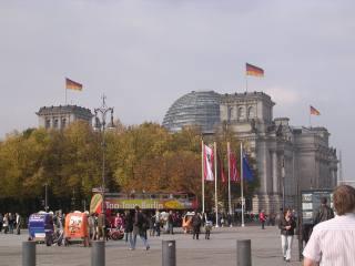 berømt byport i berlin